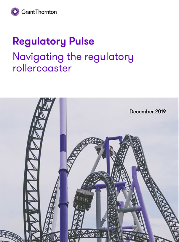Regulatory Pulse Dec 2019